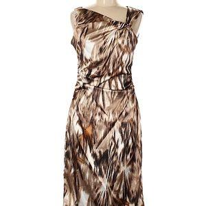 Maggy London Multi-pattern Dress